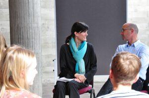 Das siebte EthikForum fand am 26. Februar im Kulturhaus Dornbirn statt.